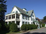 Le Manoir Mont-sainte-anne - Beaupr�