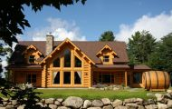 Fiddler Lake Resort: Chalet De L'orignal - Saint-Sauveur